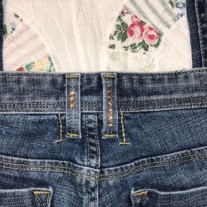 bebe Jeans - Vintage BEBE Rhinestone Jeans
